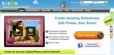 make slideshow online