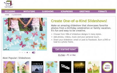 online slideshow maker
