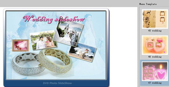 How to Create Wedding Photo DVD Slideshows