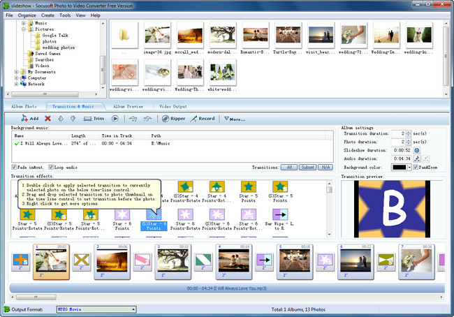 dvd photo slideshow maker free download