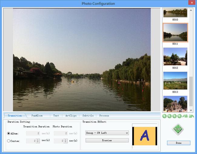 best Windows 8 slideshow maker