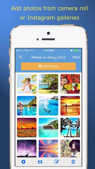 Photo Story App 1.1