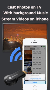 castontv ios app screenshot